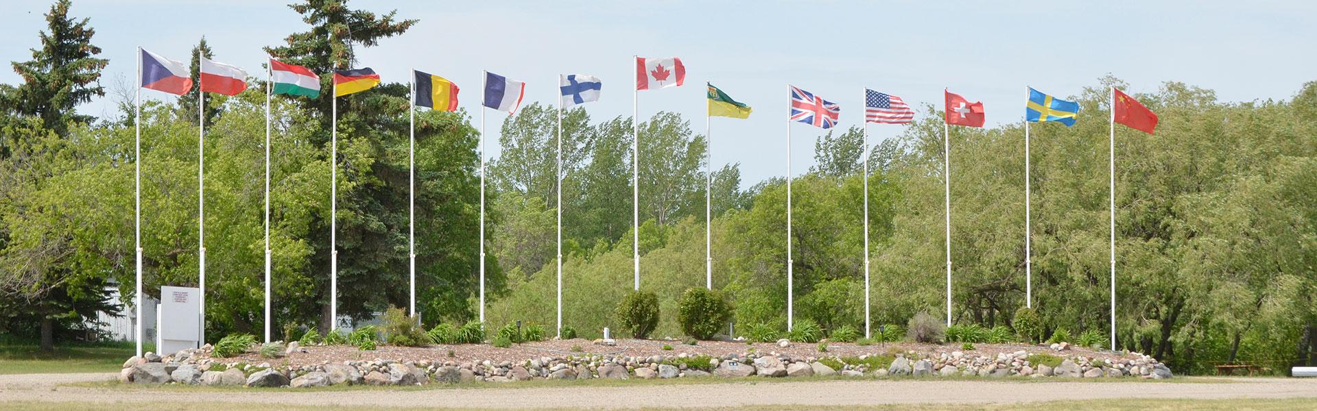Flags-Slide